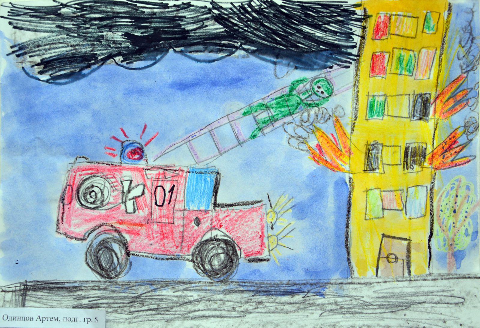 Изучение детского рисунка